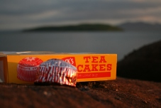 Tunnock's, a family-run Scottish company, is a sponsor of the 3rd International Marine Conservation Congress. (Photo by Natalie Welden)