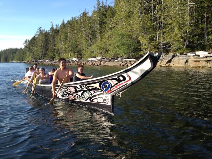 Canoe-Heiltsuk